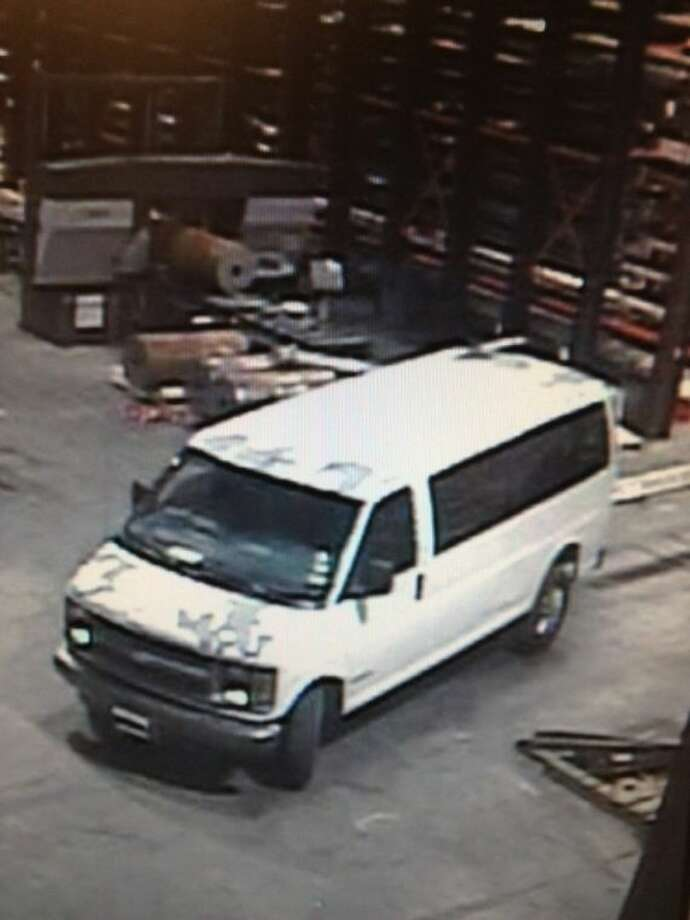 The Montgomery County Sheriff's Office is looking for help to solve a burglary that occurred on Saturday, June 15, at the Specialty Steel Supply in the 19200 block of Circle Lake Drive near SH 249 in Magnolia. Photo: Submitted