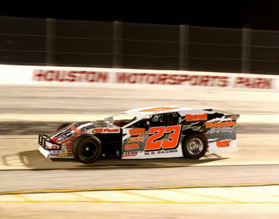 Howard Willis, a 58-year-old veteran of dirt-road racing, is in his first full year on asphalt competing at Houston Motorsports Park in 2012.