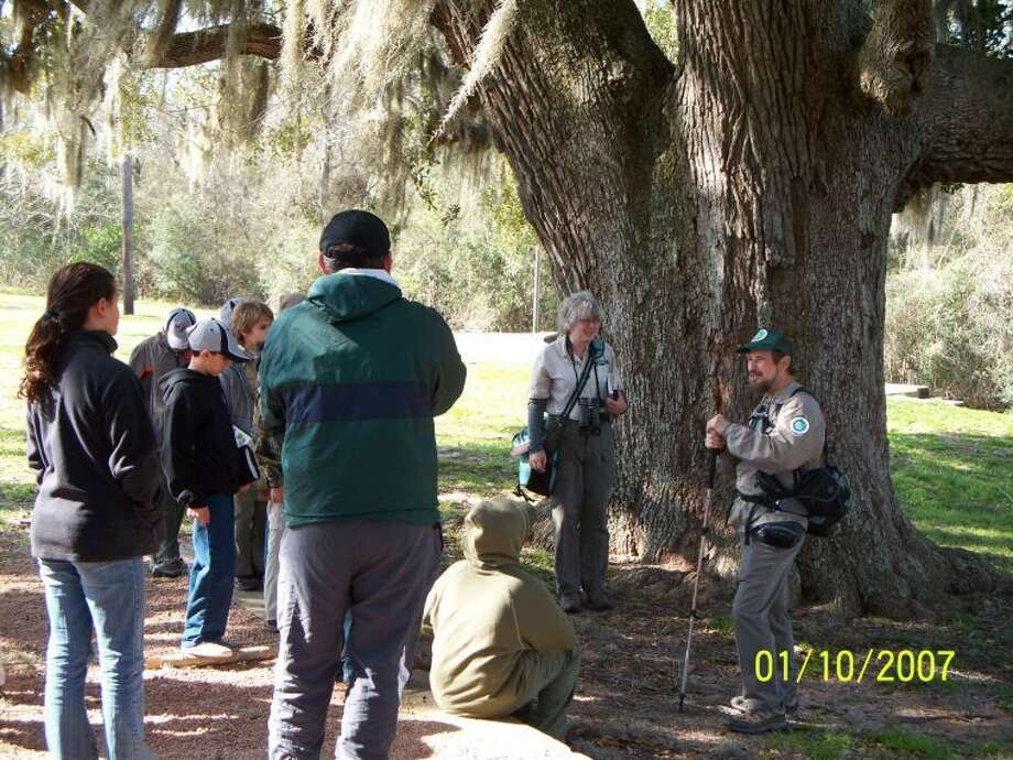 National Trails Day observed at Brazos Bend State Park on June 1