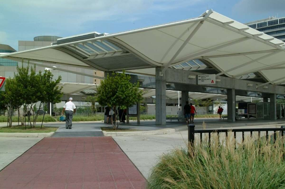 The Texas Medical Center park and ride