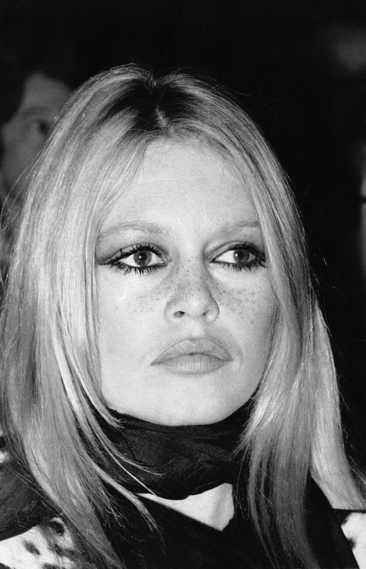 Brigitte Bardot, circa 1960 in France. (Photo by REPORTERS ASSOCIES/Gamma-Rapho via Getty Images)
