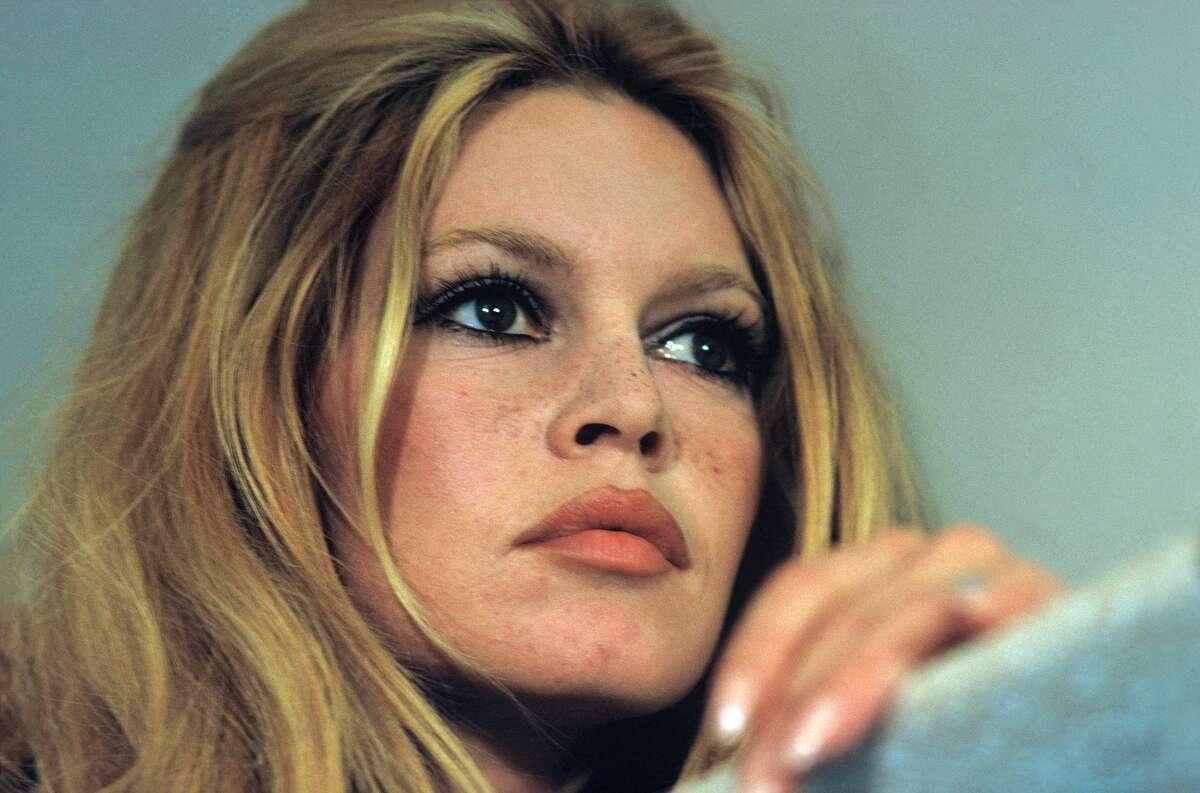 French actress Brigitte Bardot in France, circa 1960. (Photo by Giancarlo BOTTI/Gamma-Rapho via Getty Images)