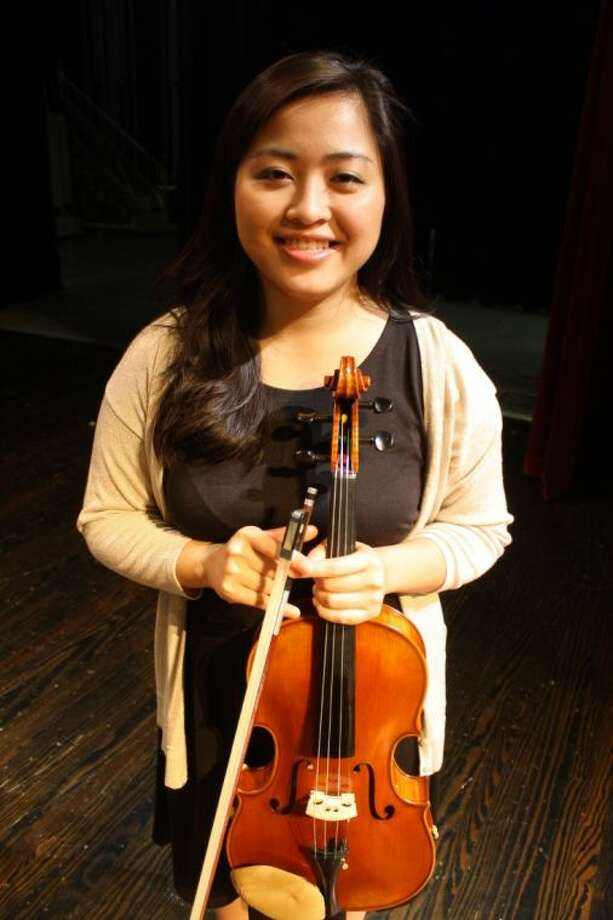 Tam Duong will perform this summer at the Texas Music Festival. Duong grew up in Pasadena and now lives in the Clear Lake area and is a senior at Texas Tech with an eye toward making music her career.