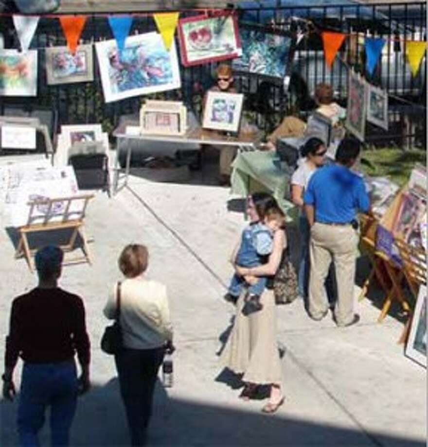 Watercolor art society of houston - Watercolor Art Society Houston To Hold Art Fair In Conjunction With Menil Community Festival
