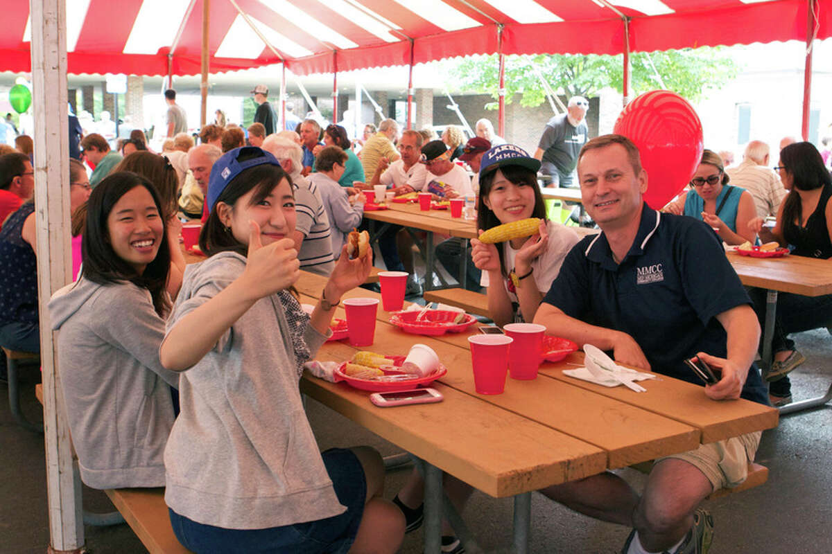 FILE - More than 1,800 people attended Mid Michigan Community College's Annual Barbeque and Fall Festival on Sept. 18.