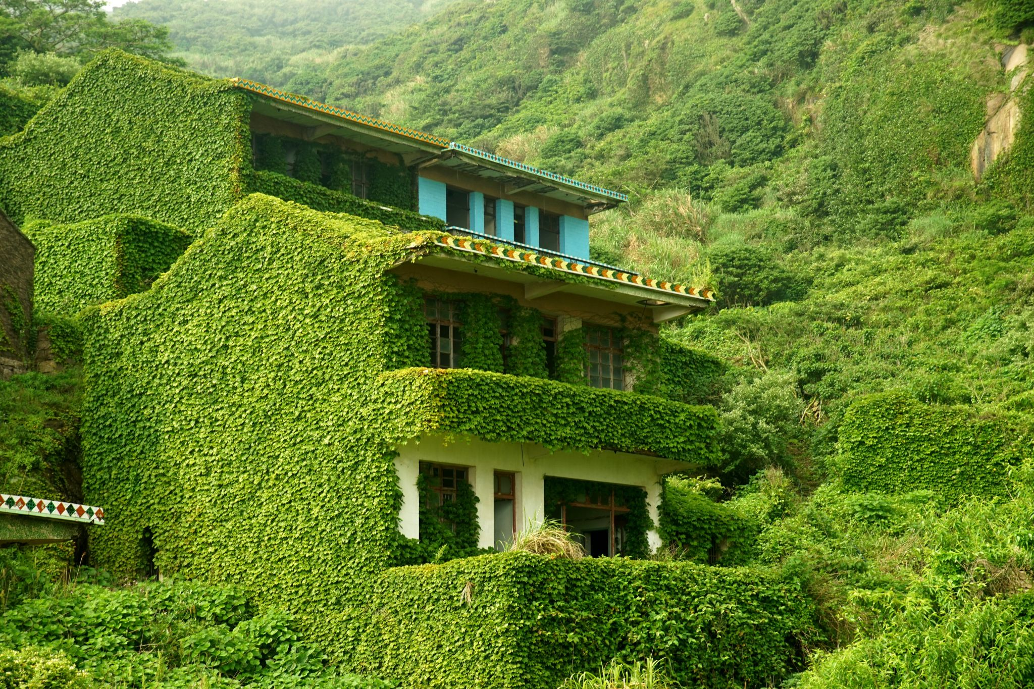 Go Inside The Abandoned Chinese Village That Nature Is Taking Back One House At A Time