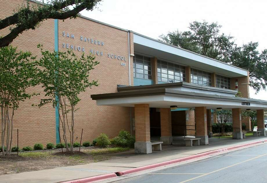 Sam Rayburn High School in Pasadena Photo: Pasadena ISD