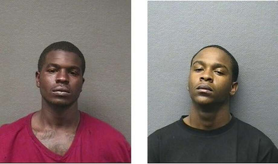 Nelvin Dupree Cook, left, and Randolph Lionell Long, right. (Photo submitted by Houston Police Department)
