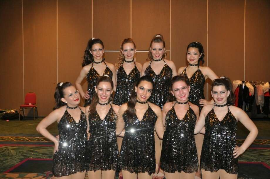 St. Agnes Academy Tiger Girls Dance Team (Photo submitted)