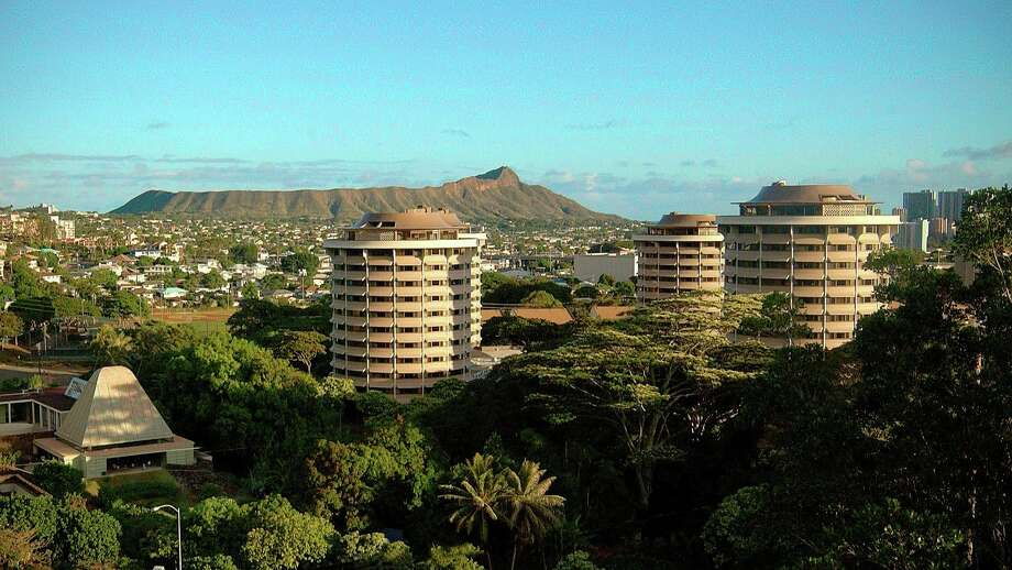 University of Hawaii at Manoa Photo: University Of Hawaii At Manoa