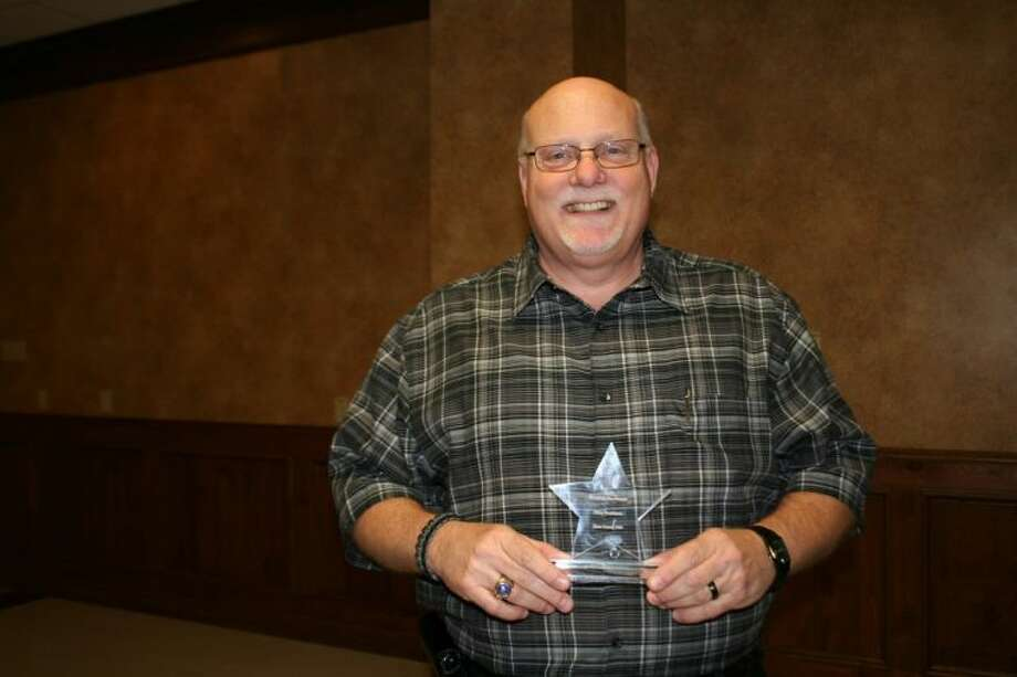 Pastor Gary Southard was recently named the Community Star of the Year by New Caney ISD. Photo: MELECIO FRANCO