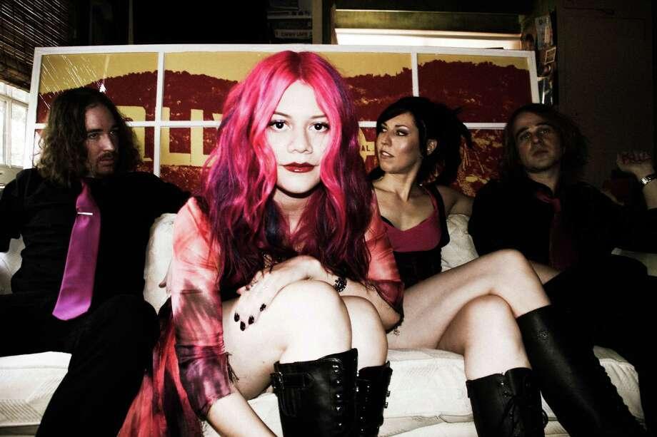 Allison Iraheta fronts rock band Halo Circus. Photo: Courtesy Photo