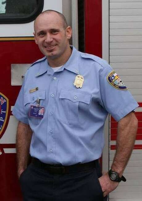 """Houston Fire Department Captain William """"Bill"""" Dowling, 43, who died March 7, 2017."""