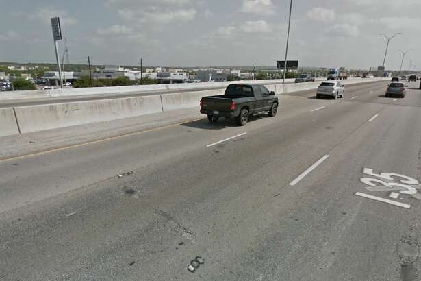 A San Marcos man was killed in a vehicle collision on Interstate 35 in San Marcos near McCarty Lane.