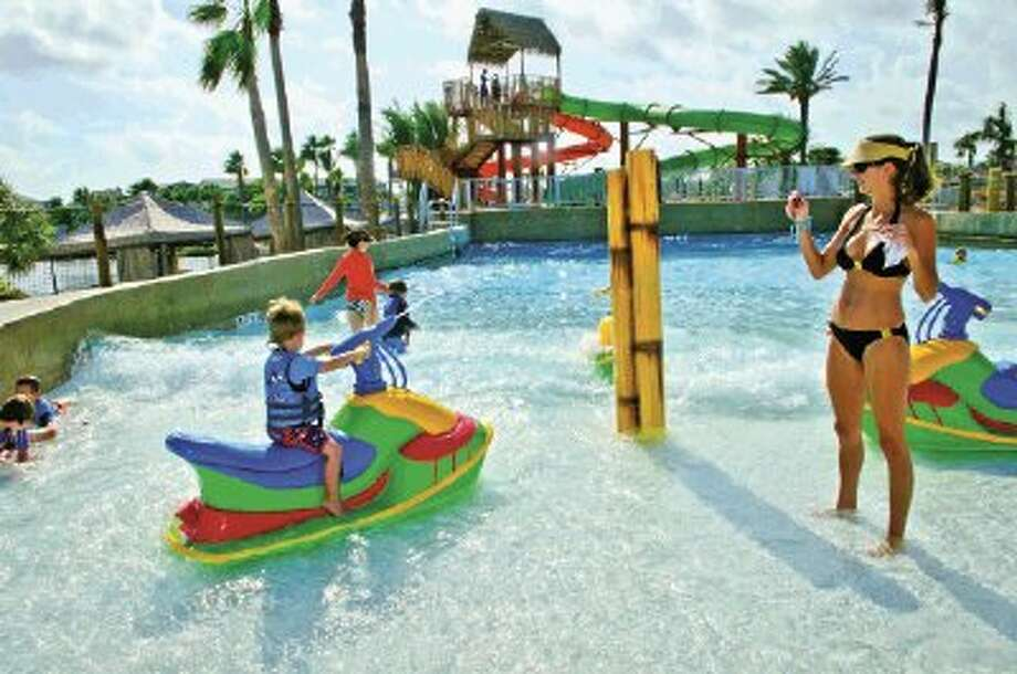 The New Palm Beach At Moody Gardens In Galveston Texas Open Daily