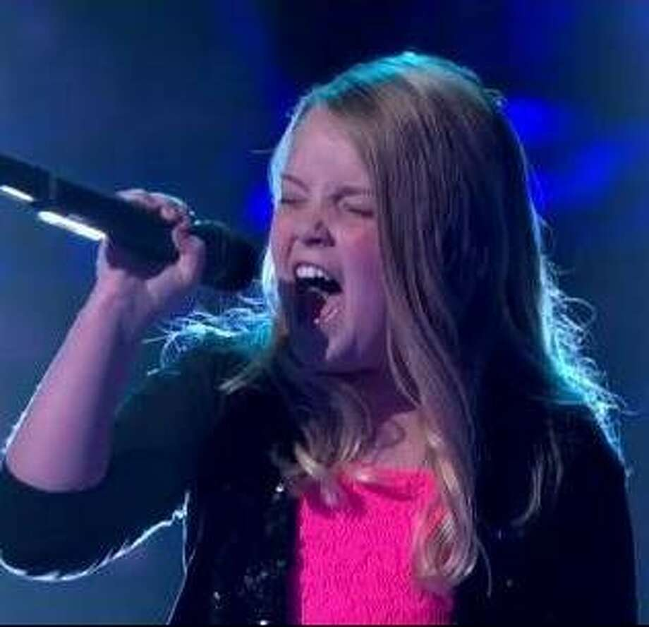 "Kingwood's Leah Grace has the opportunity to impress 101 music lovers who will judge her performance on NBC's new television show, ""The Winner Is."""