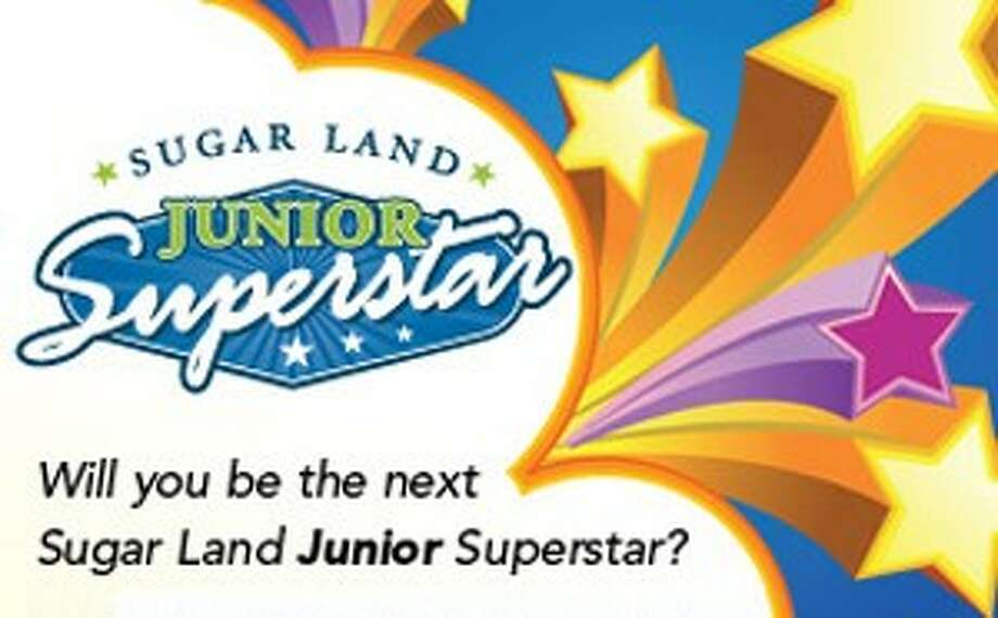 Sugar Land's popular Junior Superstar competition prepares for its second year.