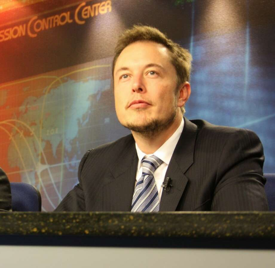 "Elon Musk, SpaceX founder and CEO joined a panel of top NASA officials to announce clearance had been granted to a test flight mission tentatively scheduled for April 30. ""I think it would be a mistake to put too much weight on this flight because there are hopefully going to be two more flights later this year to the space station, which will be almost identical configuration,"" Musk said. ""So if this one doesn't succeed in getting to space station, I'm confident that one of the other two will. There should be no doubt about our resolve. We will get to the space station."" Photo: KRISTI NIX"