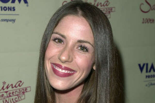 """7. Soleil Moon Frye as Roxie King    The actress who played Sabrina's college roommate has now moved on to hosting a TLC reality show """"Home Made Simple."""""""
