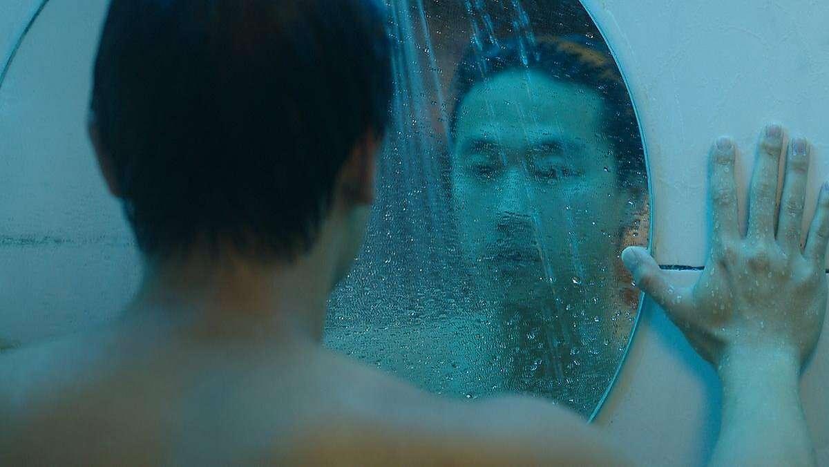 "David Cho (Seo) in writer-director�Andrew Ahn�s �Spa Night."""