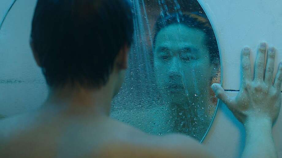 "David Cho (Seo) in writer-director Andrew Ahn's ""Spa Night."" Photo: Strand Releasing"