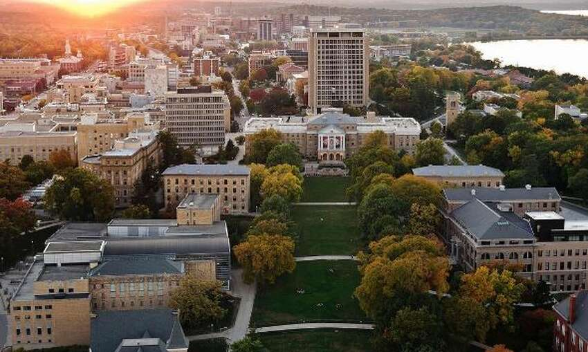 15. University of Wisconsin - Madison, WI Source: Princeton Review