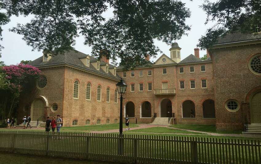 13. College of William & Mary - Williamsburg, VA Source: Princeton Review
