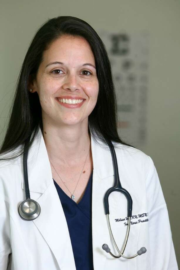 Melissa Herpel, a family nurse practitioner and owner of Express Family Clinic in Spring.
