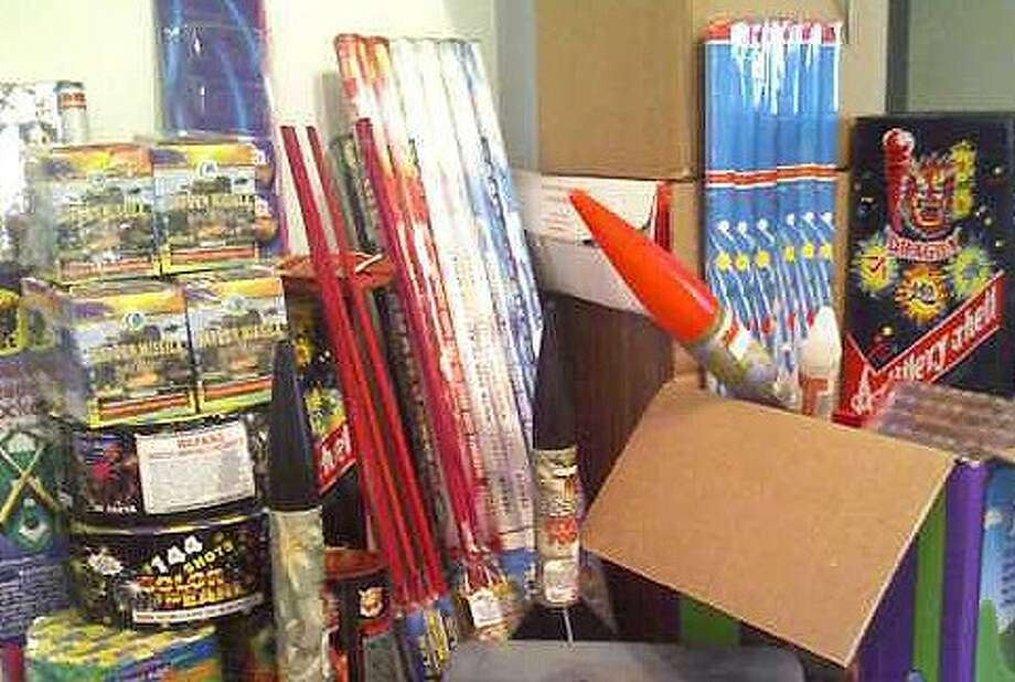 Fireworks are banned throughout Harris County this year as drought conditioners have raised wildfire concerns.