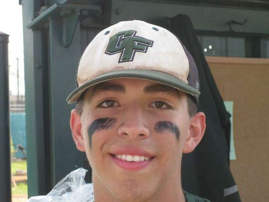 Cy Falls High junior pitcher Horacio Correa struck out 15 batters in an 8-3 victory over Cy Woods on Saturday. With the victory, Cy Falls moved into a three-way tie atop the Class 5A-District 15 standings with Cy-Fair and Cy Woods.