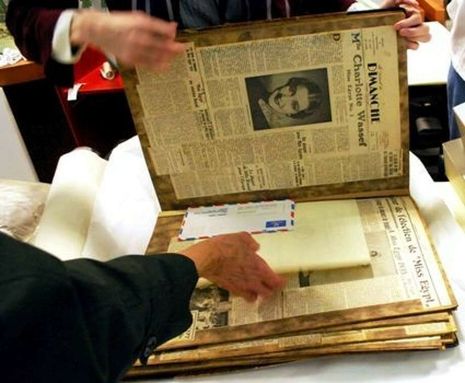 Houston Library offers tips on guarding family treasures during Preservation Week
