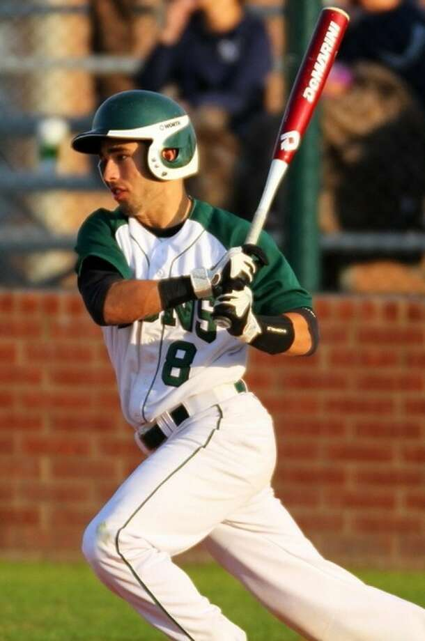 Senior first baseman Nick Marti was Spring's only representative on the 13-5A All-District first team released last week. Photo: Kjwesphotos.com