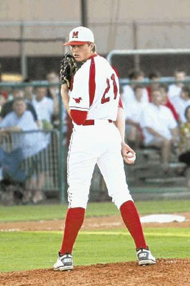 Memorial pitcher Kacy Clemens was named the 19-5A Newcomer of the Year / @WireImgId=2353465