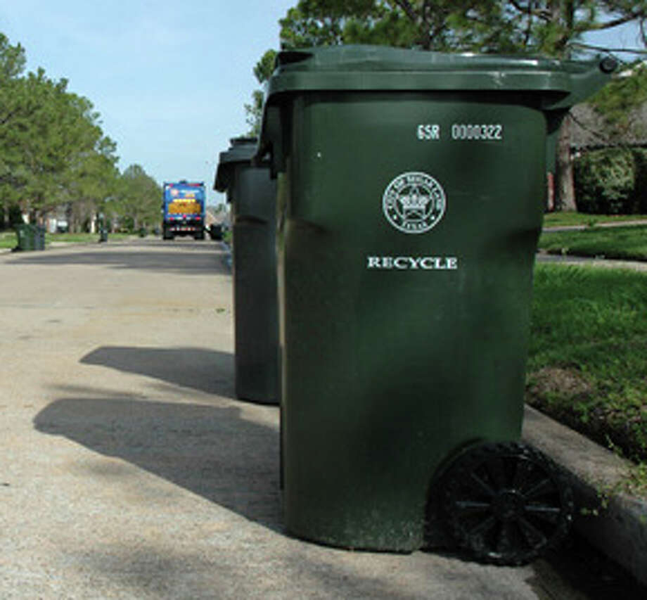 Recycling increased more than 200 percent during the first four months of Sugar Land's new solid waste program.