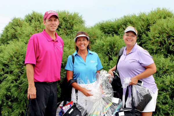 The winner of the women's division for the Marlette Regional Hospital Foundation's Driving for Health Golf Scramble was McLaren Port Huron.