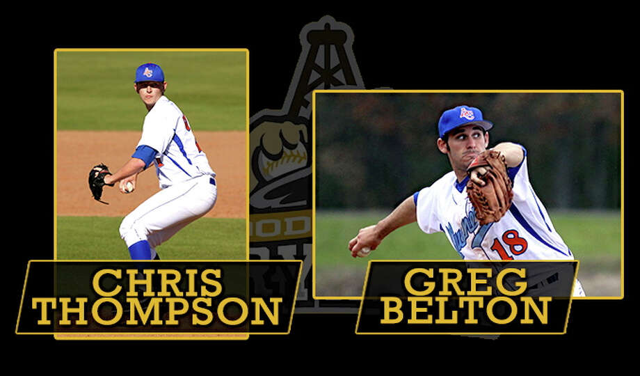 Chris Thompson and Greg Belton sill join the Strykers for the 2013 season. Photo: Courtesy Image