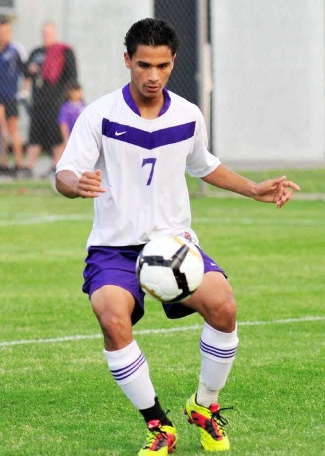 Junior forward Edward Platero was named District 42-4A Offensive MVP following Humble's playoff season.