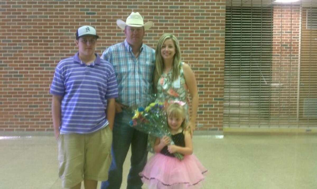 The whole Bevil family will benefit from the Barbecue Benefit held at the Lake Houston Marina April 20.
