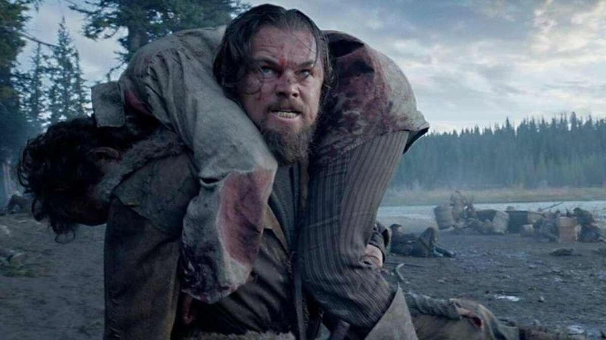 """2015 Leonardo DiCaprio """"The Revenant""""As Hugh Glass"""
