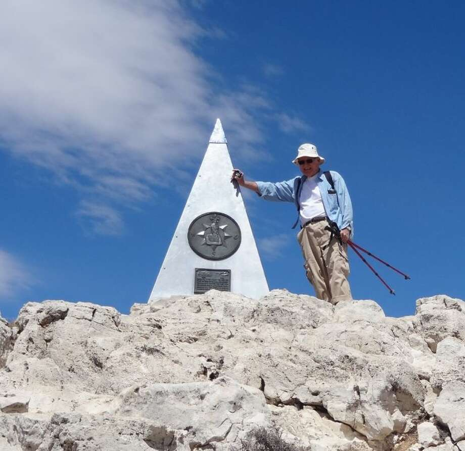 Accomplishing the 3,000 vertical feet hike on Guadalupe Peak at the age of 87 has made Vic Jirksik the oldest man to reach the highest point in Texas.