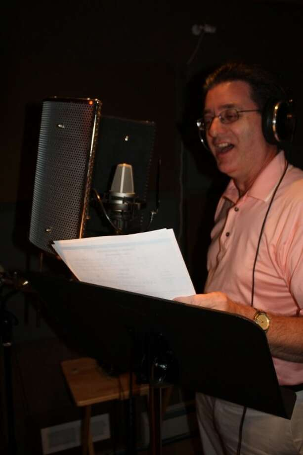 Warren Garling has been an on-air personality for 40 years. Local residents will get the chance to take voice acting lessons on May 14 through the Deer Park Parks and Recreation Department. Photo: For The Broadcaster