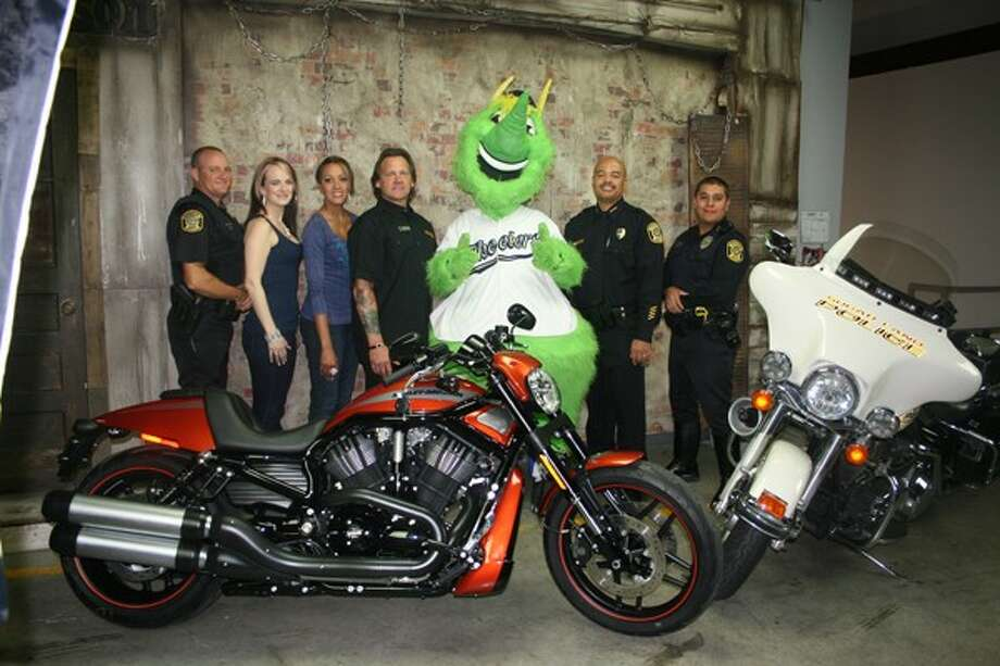 "Sugar Land's Fourth Annual Law Enforcement Memorial Ride will include the first ever ""Parade of Chrome"" at the new Constellation Park. The event is being put on through a partnership between the Sugar Land Citizens Police Academy Alumni Association, Republic Harley Davidson and the Sugar Land Skeeters. Photo: Unknown"