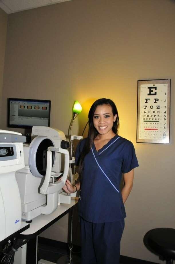 Optometry Career Student Room