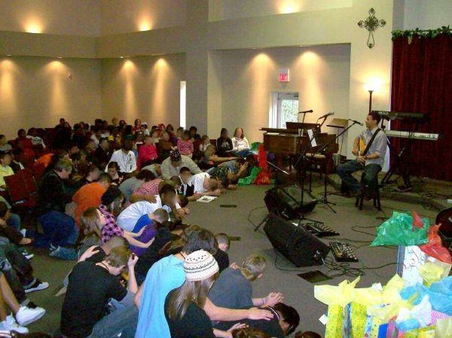 Through Back 2 Basics Ministry, abused and neglected kids take part in Bible studies, church services, Christian concerts and other life enriching events.