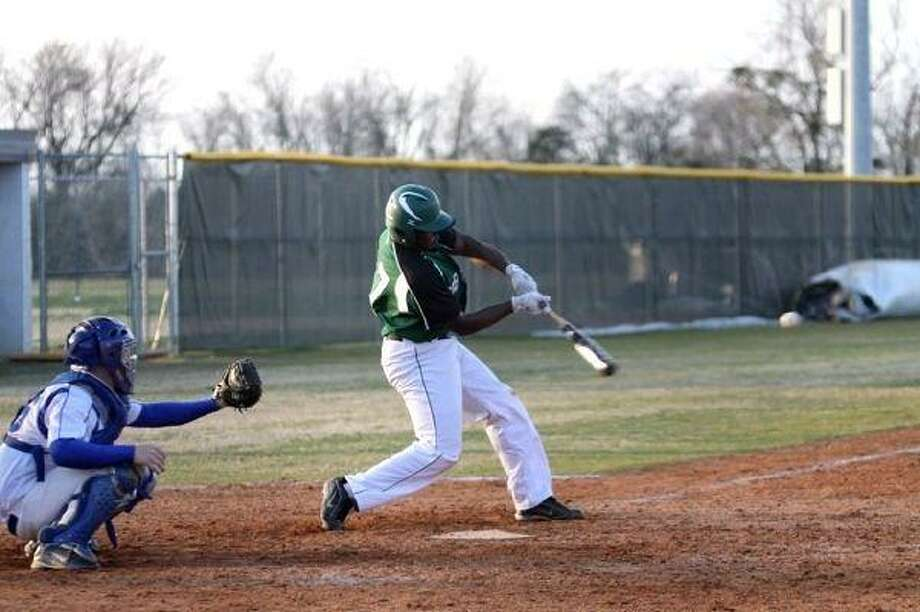 Senior Corey Phillips has been the source of some of the Lions power with five home runs entering this week.
