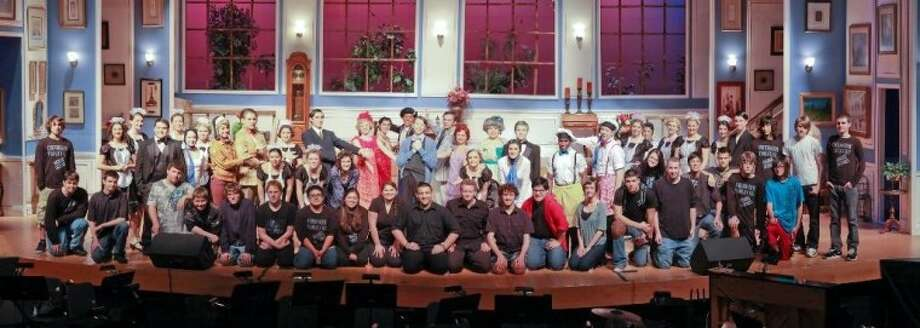 The Clear Springs High School production of The Drowsy Chaperone won Best Crew & Technical Execution in this year's Tommy Tune Awards. Photo: For The Citizen