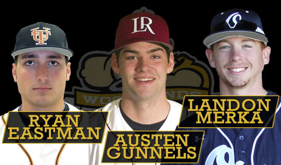 Ryan Eastman, Austen Gunnels and Landon Merka will join The Woodlands Strykers for the 2013 season.