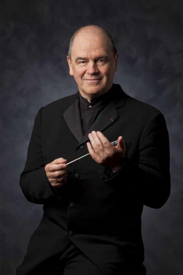 Houston Symphony Conductor Hans Graf