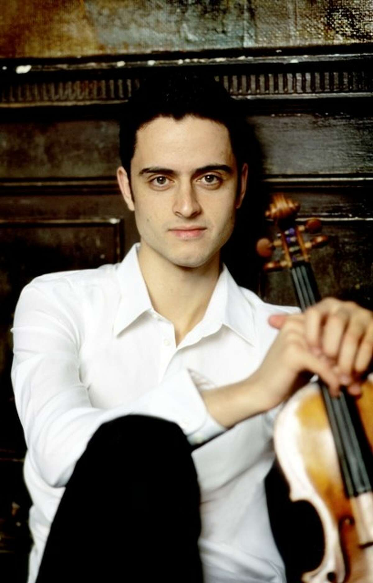 Violinist Eugene Ugorski