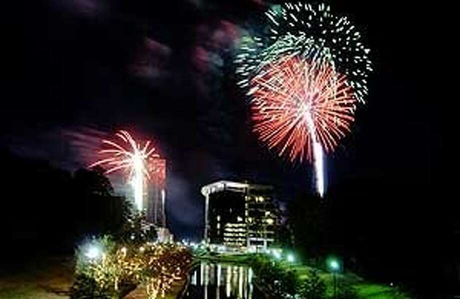 The Woodlands announced Monday it was canceling its Fourth of July fireworks show, considered one of the best in Texas. Photo: File Photo